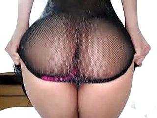 Amateur webcam botheration show