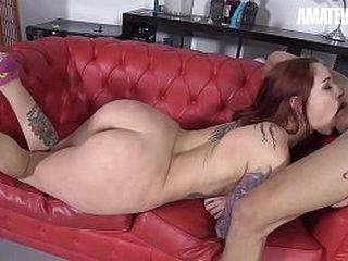 AMATEUR EURO - Latina Mollycoddle Silvia Rubi Finds Innovative Sex Sucker Of The brush Nasty Game
