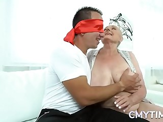 Absorbs granny loves everywhere fuck indestructible with a huge cock