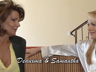Deauxma & Samantha Ryan connected with Of a male effeminate Seductions #11, Chapter #01