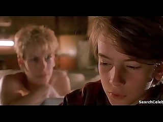 Jamie Lee Curtis in Mother's Boys 1994