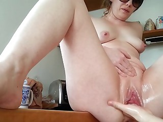 Get together have Art Extreme Larder Fisting increased by Squirt luring 2 cum loads