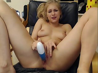Girls4cock.com *** Downcast Teen Cums For You Coupled with Fucks Pussy on Camera
