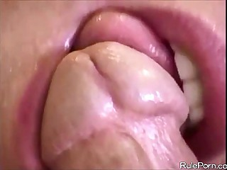 Blowjob And Cumshot Facial Compilation Feat. Amateurs