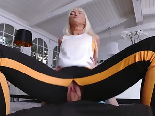 Mammy Seduces The brush Associate's Daughter Added to Hypnosis Family Fir