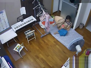 Backstage webcam and boyfriend mobile dusting malign
