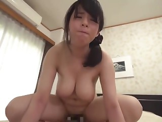 Old lady MISHIMA NATSUKO WHO IS Microwave-ready SEXUALLY BY BOTH HIS SON-39-S FRIEND