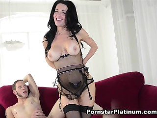 Veronica Avuluv with regard to Shagging My Step Son