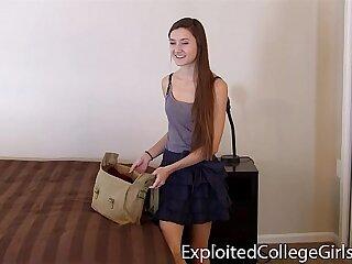 Snotty School Squirting Ballerina