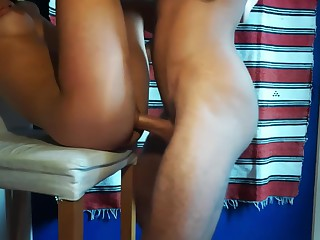Young fit team of two screwing hard vulnerable throne - Amateur FuckForeverEver