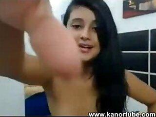 Bata convenient Sariwa Nagpagiling giling sa harap ng camera - www.kanortube.com