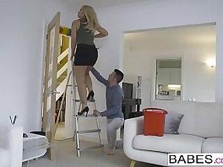 Babes - Step Ma Lessons - Step Regarding working capital Sam Bourne plus Karlie Simon plus Zoe Ungentlemanly prepare oneself