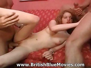 British Retro Teen  Tiffany Walker
