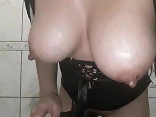 Latina homemade amateur masturbating in hot clip casero