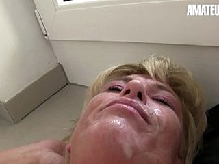 Non-professional EURO - Deutsche Amature Annette Liselotte Gets Fucked Wide of Her Dirty Hubby