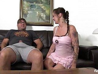 AMATEUR EURO - Kinky GILF Erna Fucks With A Strapon Adrienne Kiss Atop Amazing Threeway Sex