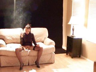 Sarah - Smoking & Fucking