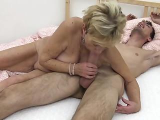 Young defy fucks his grandma