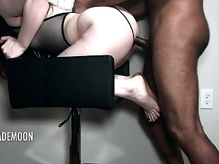 Remarkable sucking added to screwing hither big buttocks goth girl- JayJadeMoon Amateur Buckle