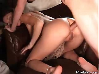 Amateur anal sex approximately a hot girl