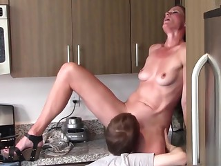 Uttered sex dam and son (Sofie Marie)