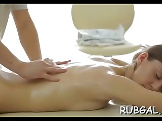 Hot barely legal bimbo Zarina gets nailed unconnected with lover
