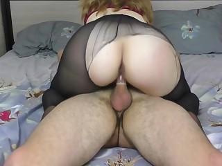 Sexy Teen Big Nuisance Riding Orgasm