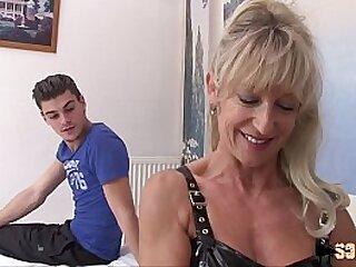 Sodomisée up to scratch un pote de son fils
