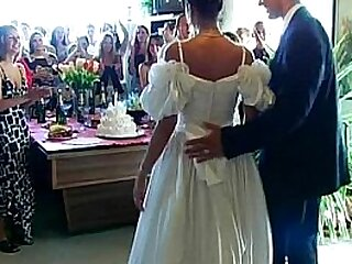 Nuptial whores are fucking with public