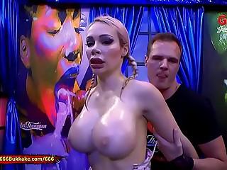 Chessie Kay Piss Unseeable Massive Tits - 666Bukkake